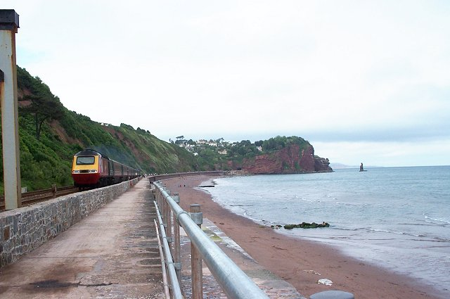 North of Teignmouth