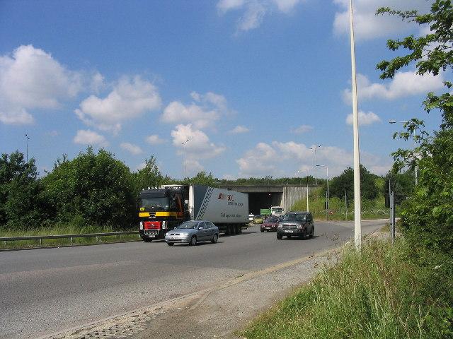 Junction 29, M25 Motorway, Essex