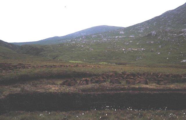 Peats, Gleann Leosaid