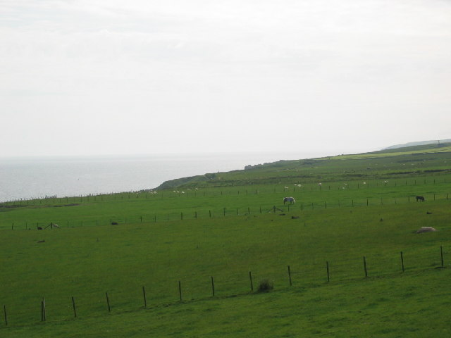 View from Easter Croft