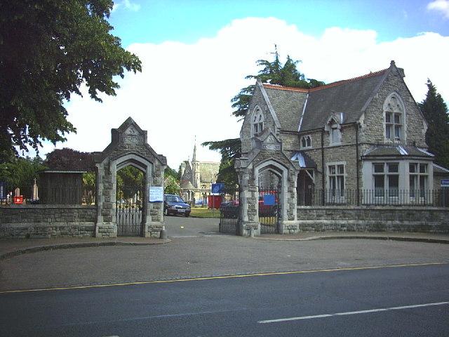 Streatham Cemetery, Garratt Lane, Tooting (A217)