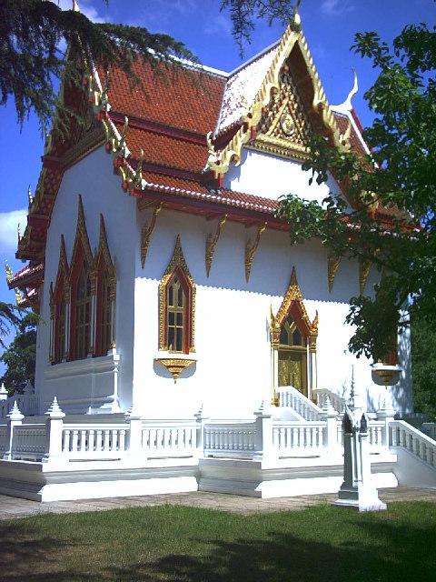 Buddhapadipa Temple, Calonne Road, Wimbledon.