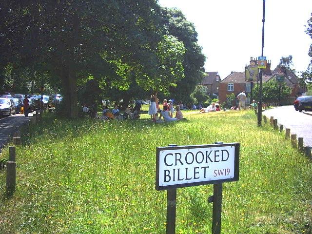 Crooked Billet, Wimbledon.