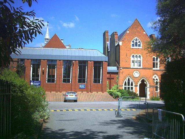 Wimbledon College, Edge Hill, Wimbledon.