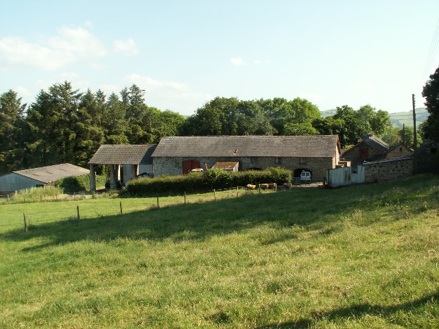 Barn, Fronfraith