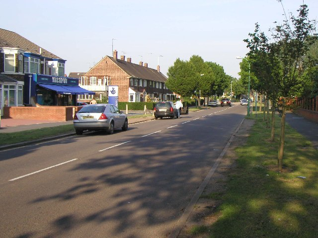Chamberlain Road, Hull