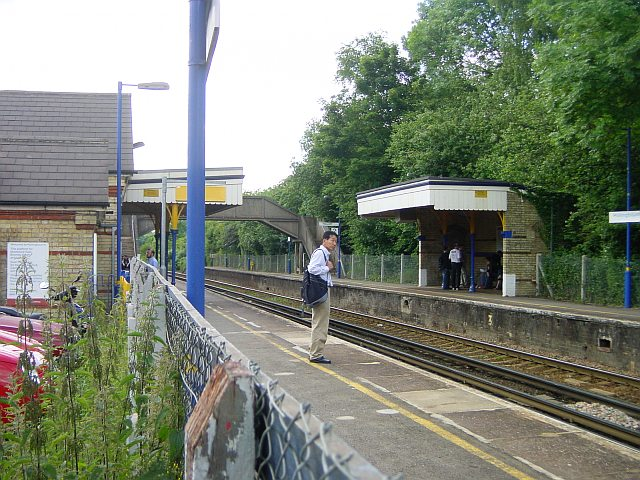 Hollingbourne Station