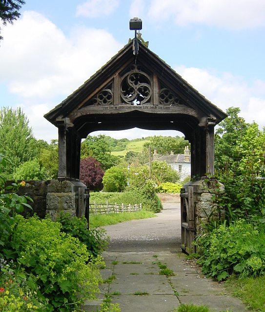 Lych Gate, Hollingbourne