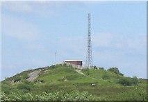 SN5815 : Small transmitter near Carmel by Nigel Davies