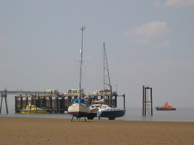 Spurn Jetty