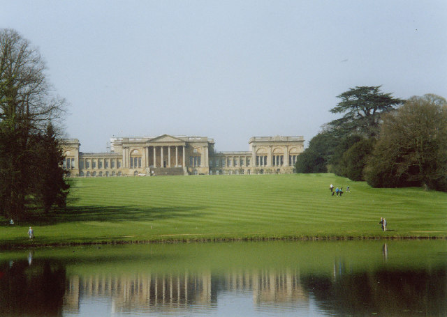 Stowe House, South Aspect
