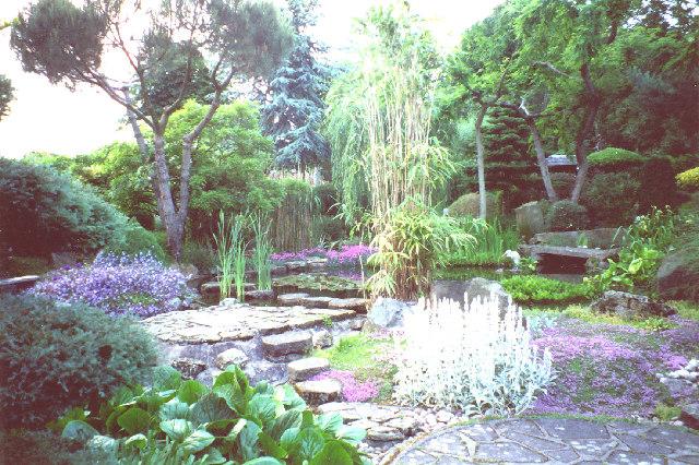 Japanese Garden North, Clifton