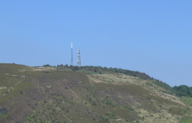 Kilvey Hill Transmitters