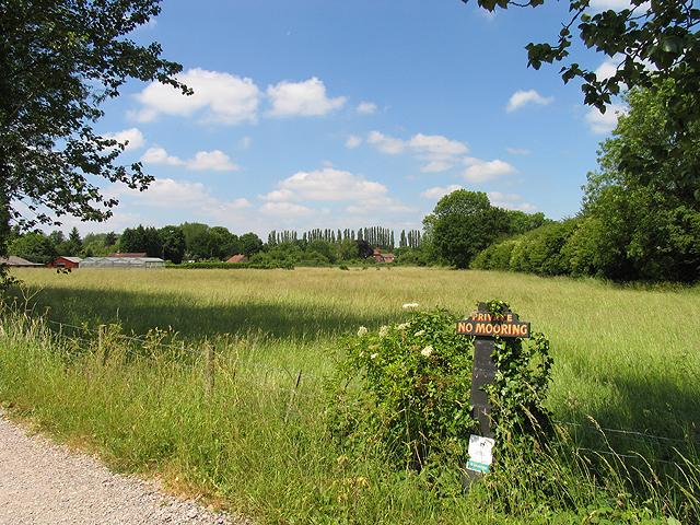 Farmland near Aldermaston and Woolhampton