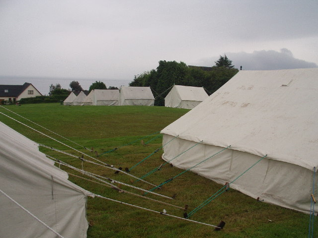 Scripture Union Campsite, Kings Cross, Isle of Arran