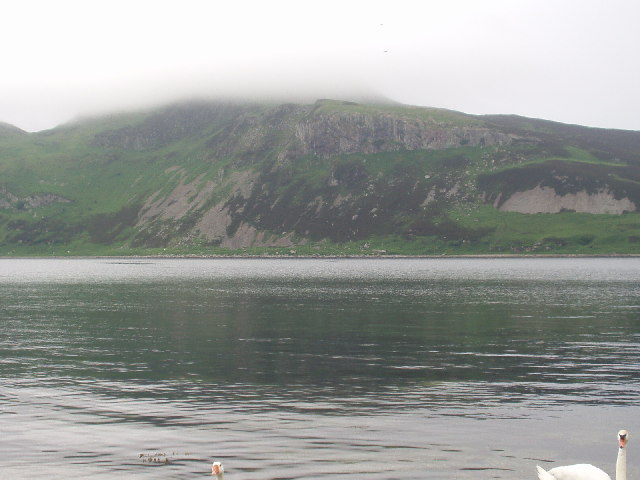Holy Isle off Kings Cross Point