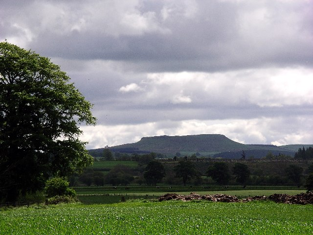 Burnswark Hill