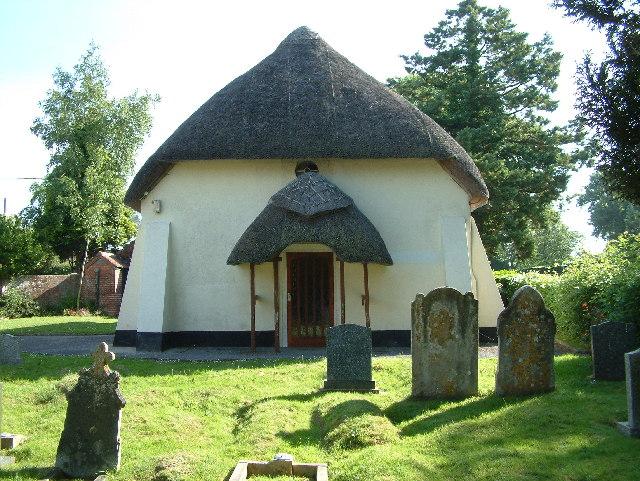 Poulner Chapel 1840