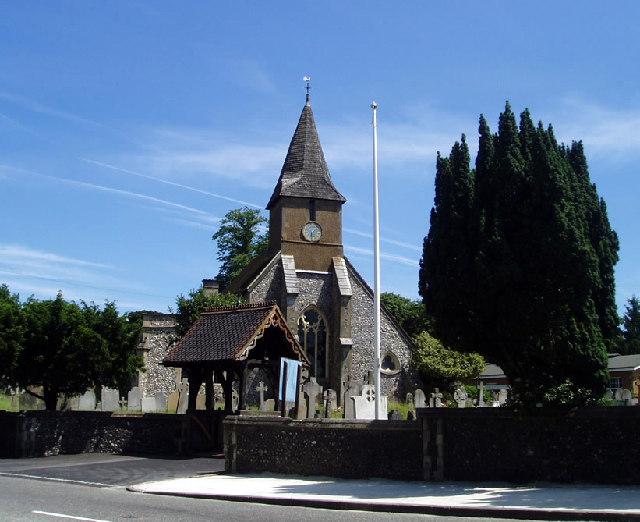 Sanderstead Church