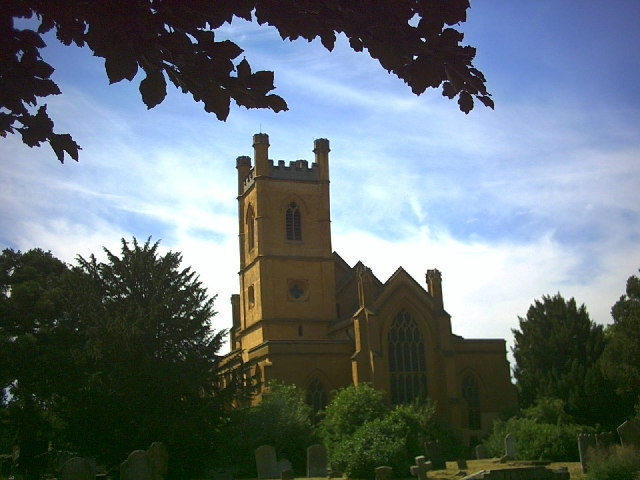 Mitcham Parish Church, Church Road, Mitcham.