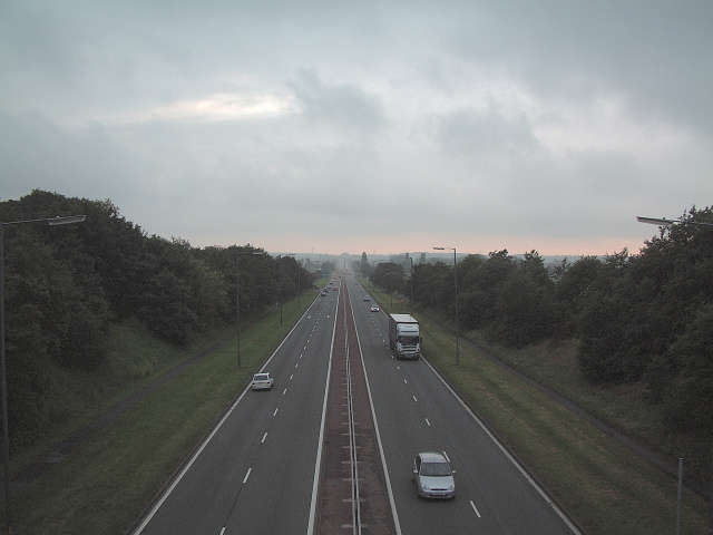East Lancs Road (A580) at St. Helens