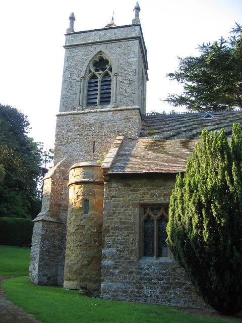 Shuckburgh Hall Church
