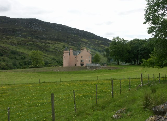 Cullachy House