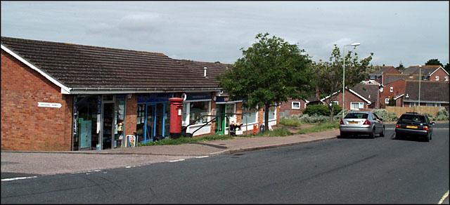 Local Shops, Jubilee Way
