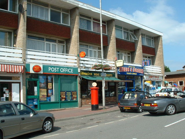 Borough Green Shops