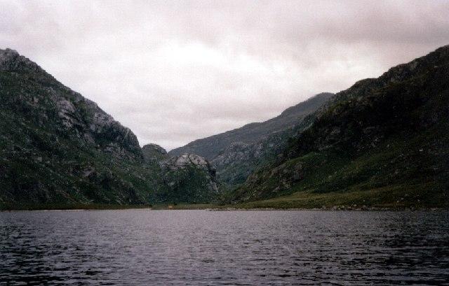 Head of Loch Morar