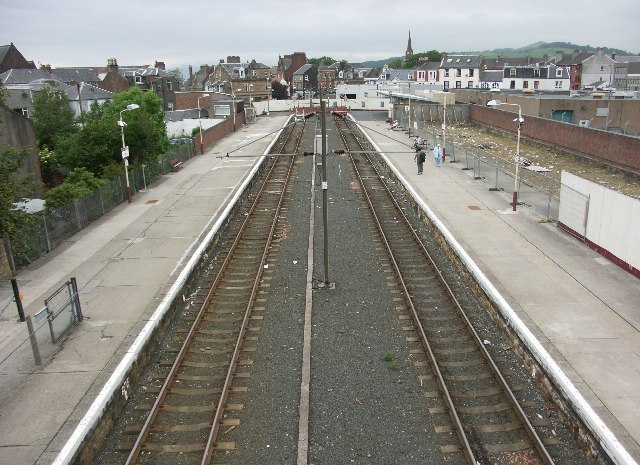 Largs Station