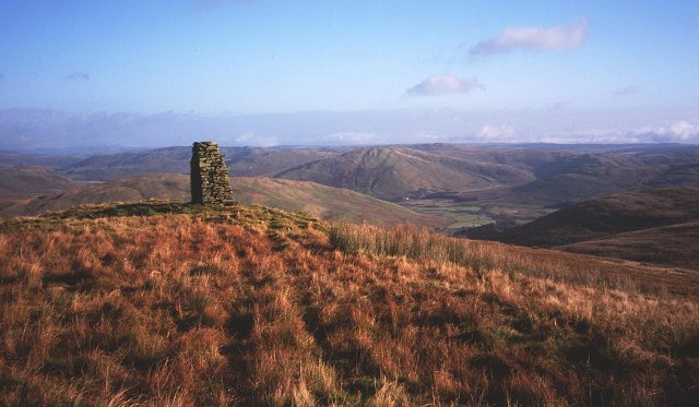 Cairn, Ward Law