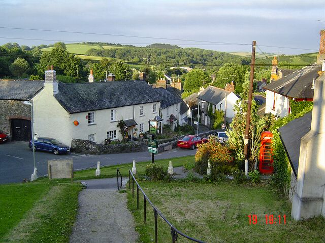 Holbeton - South Devon