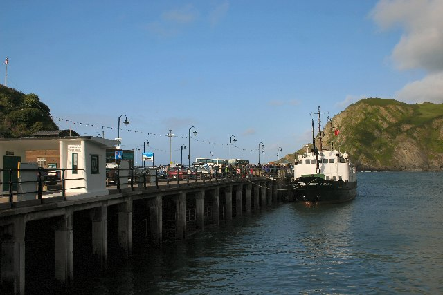 Outer pier, Ilfracombe