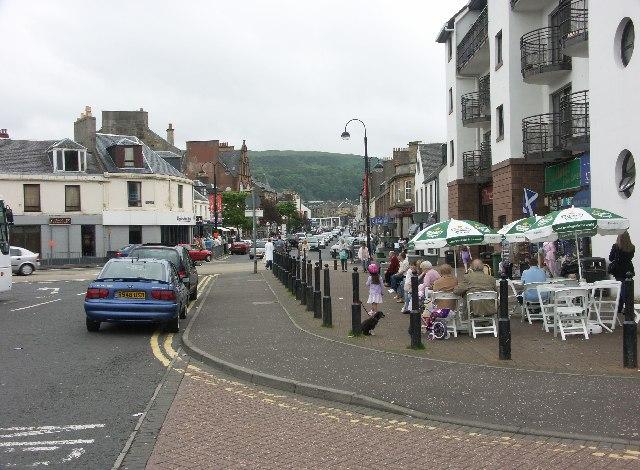Largs - Main Street