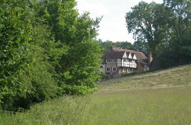 near Burles Farm