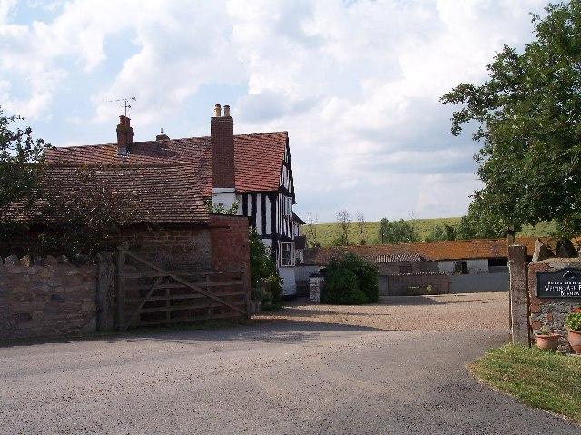 Whiting Ash Farm