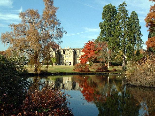 Wakehurst in the Autumn
