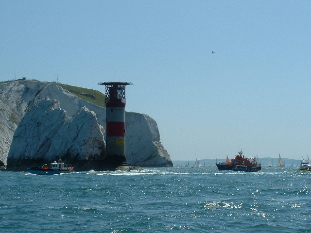 The Needles Light House