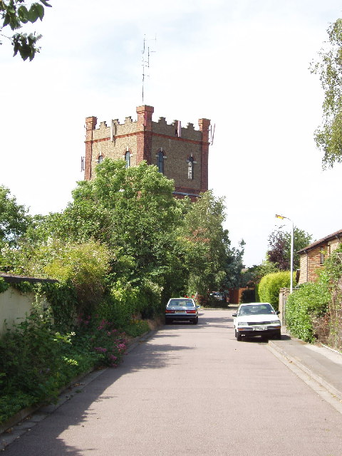 Water Tower, near Uxbridge Common