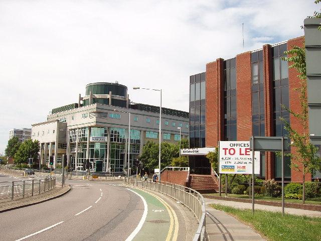 Offices, Oxford Road, Uxbridge