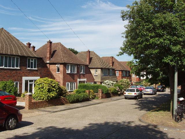 Swakeleys Road, Ickenham