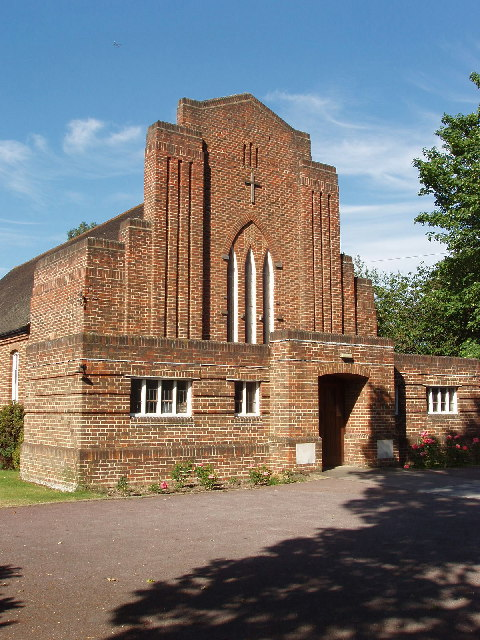 Ickenham United Reformed Church, Swakeleys Road