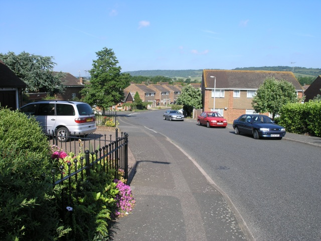Snodland Housing Estate