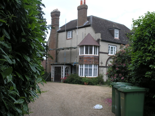 The Old Salt House