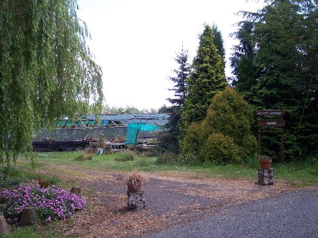 Arondor Nurseries, Naunton