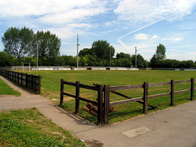 Riverside Park: Thatcham Town Football Club