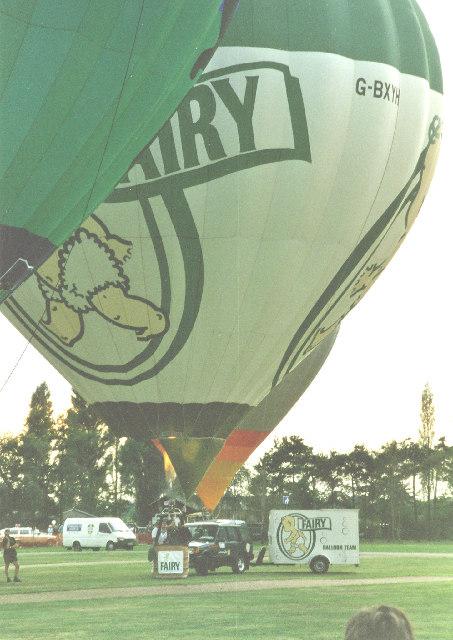Newark Balloon Fest