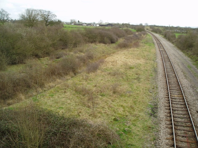 Disused Railway Branch