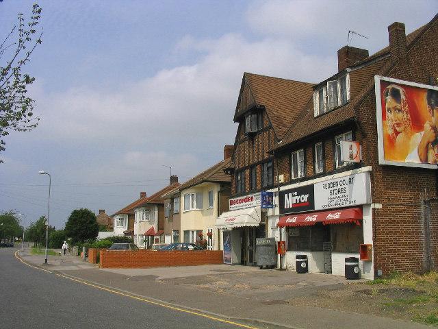 Redden Court Road, Harold Wood, Essex